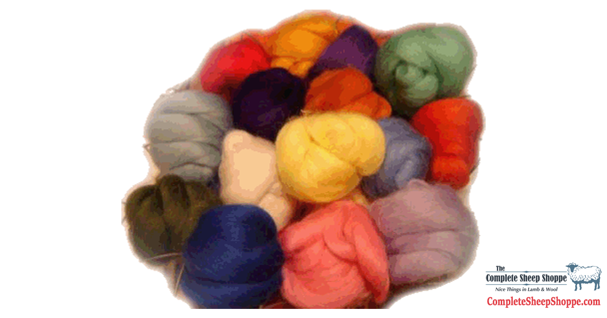 Complete-Sheep-Shoppe-Misc-Dyed-Roving-Balls-2-oz