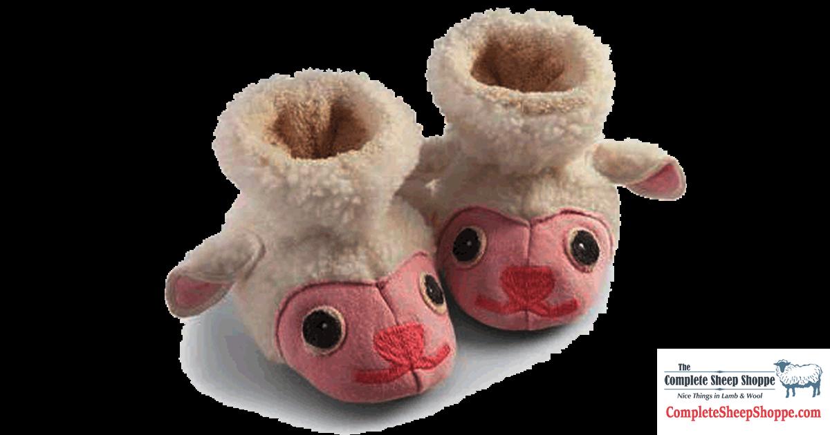 Complete-Sheep-Shoppe-Acorn-Lamb-Baby-Booties