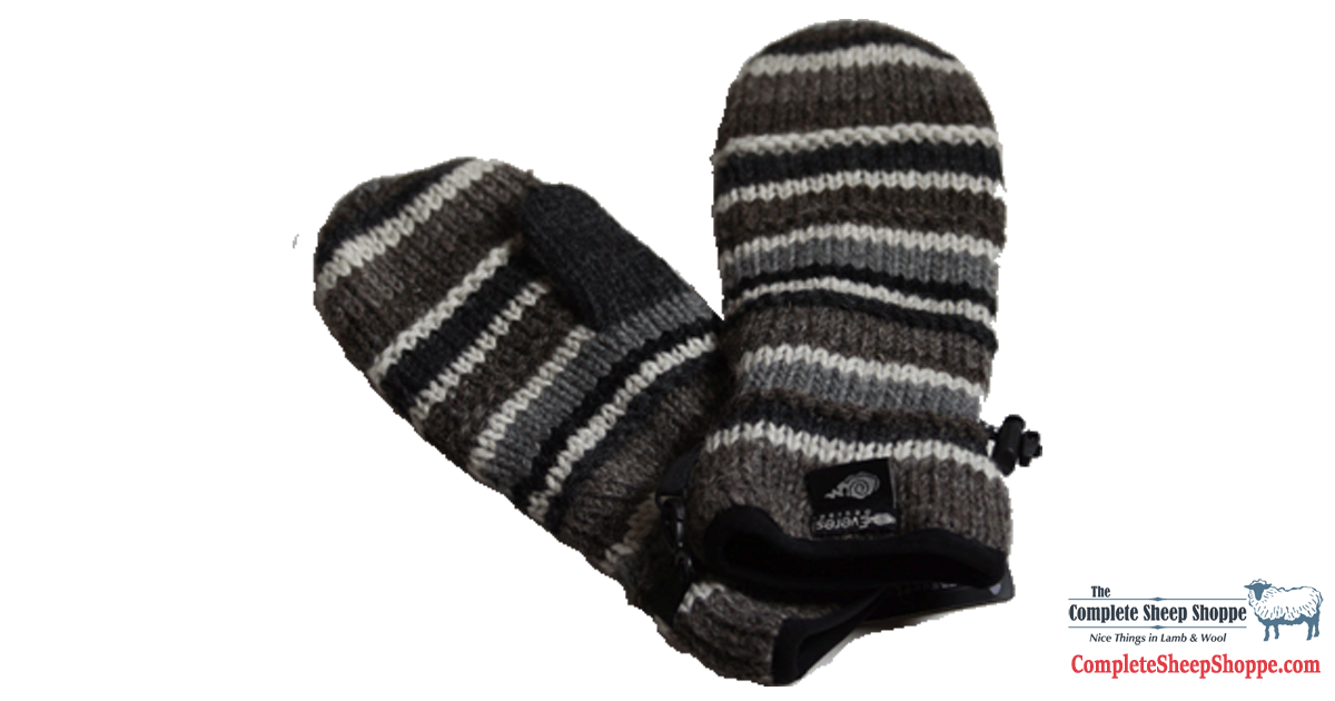 Complete-Sheep-Shoppe-Everest-Design-Mittens-Grey